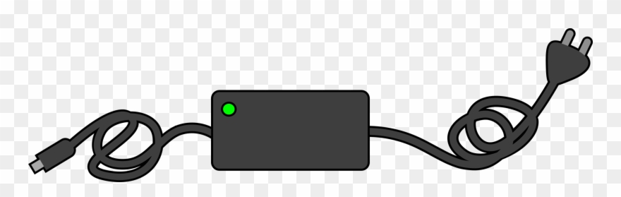 Power adapter clipart png library download Ac Adapter Laptop Power Supply Unit Ac Power Plugs - Laptop ... png library download