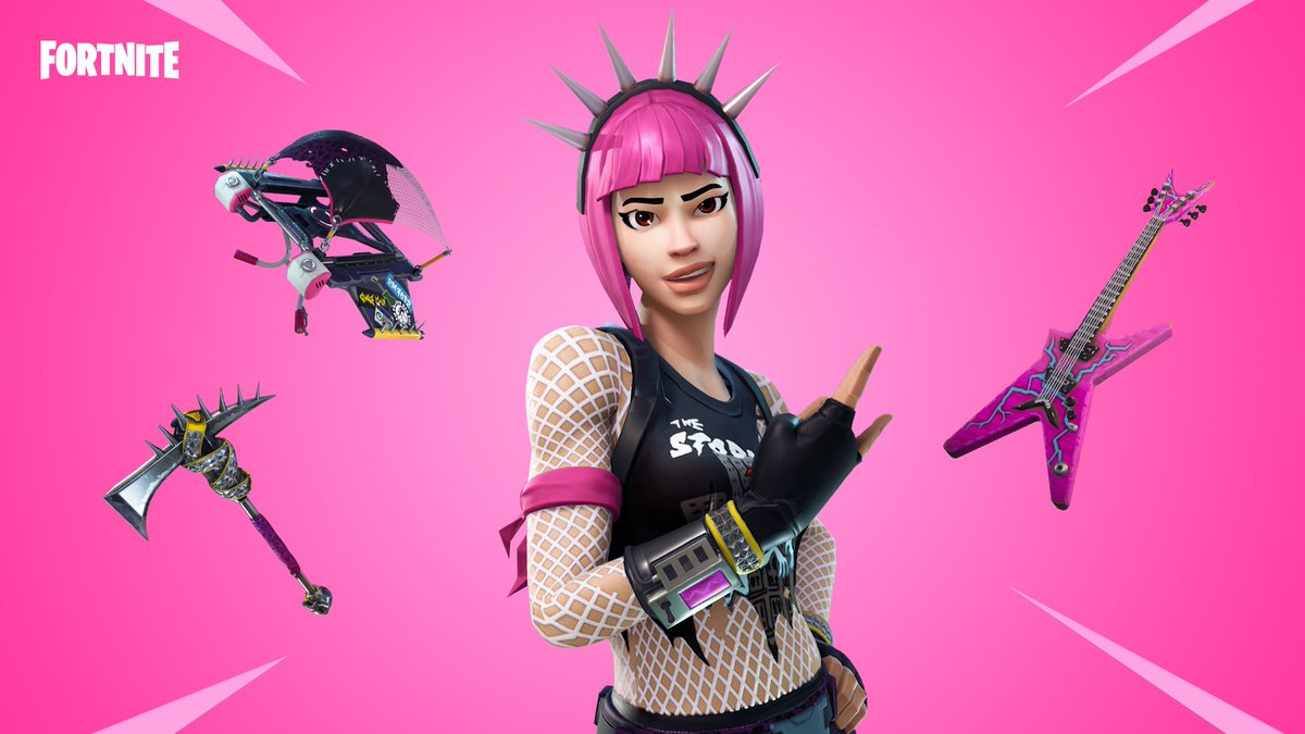 Power chord fortnite clipart graphic royalty free Fortnite on Twitter: \