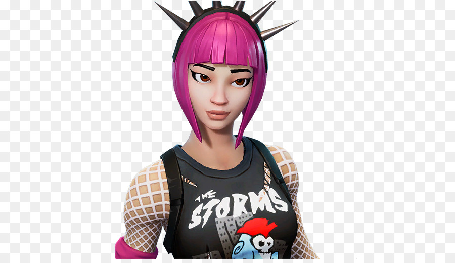 Power chord fortnite clipart clipart freeuse library Fortnite Brown Hair png download - 512*512 - Free ... clipart freeuse library