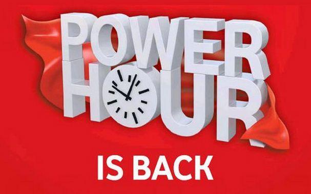 Power hour clipart clip Power hour clipart 3 » Clipart Portal clip