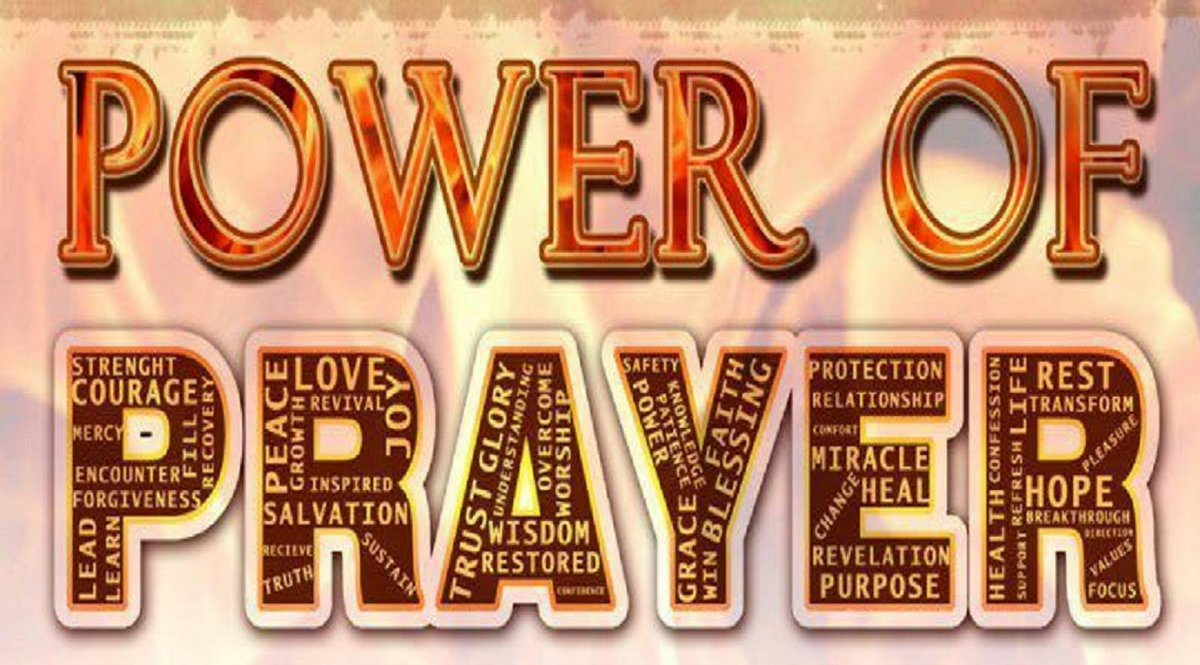 Power of prayer clipart image free stock prayermatters hashtag on Twitter image free stock