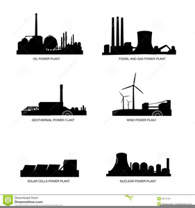 Power plant clipart clipart royalty free download Coal Power Plant Clipart | Free Images at Clker.com - vector ... clipart royalty free download
