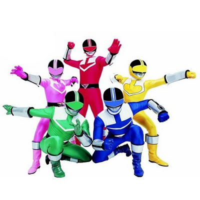 Power rangers 2017 clipart
