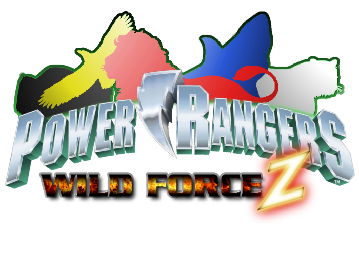 Power rangers logo png clipart image library Image - Power Rangers Wild Force Z logo.png | Power Rangers Fanon ... image library