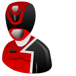 Power rangers logo png clipart vector transparent download Free Icons: Power ranger Icon | TV/Movies | Iconshock vector transparent download
