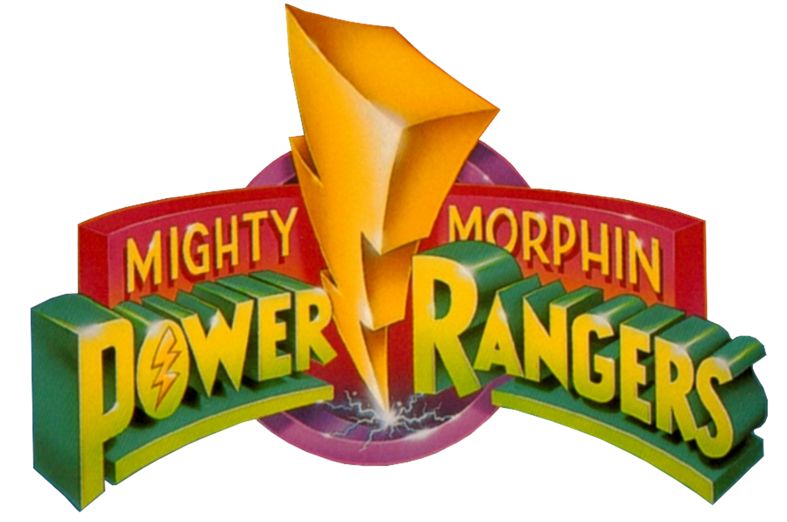 Power rangers logo png clipart jpg freeuse library Mighty Morphin Power Rangers (Season 1)   RangerWiki   Fandom ... jpg freeuse library