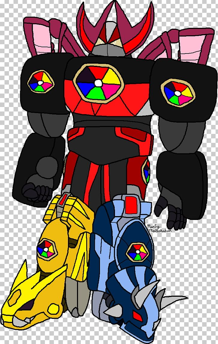 Power rangers zords clipart png free Zords In Mighty Morphin Power Rangers Zords In Mighty ... png free