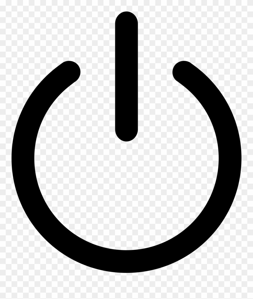 Power symbol cliparts picture Hidden Power Cliparts - Symbol On Off Switch - Png Download ... picture