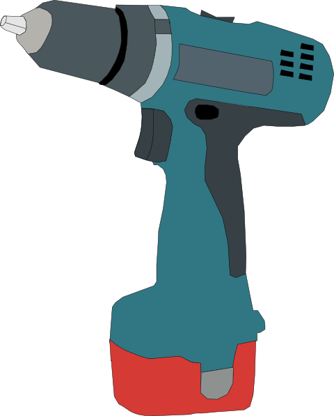 Power tools clipart