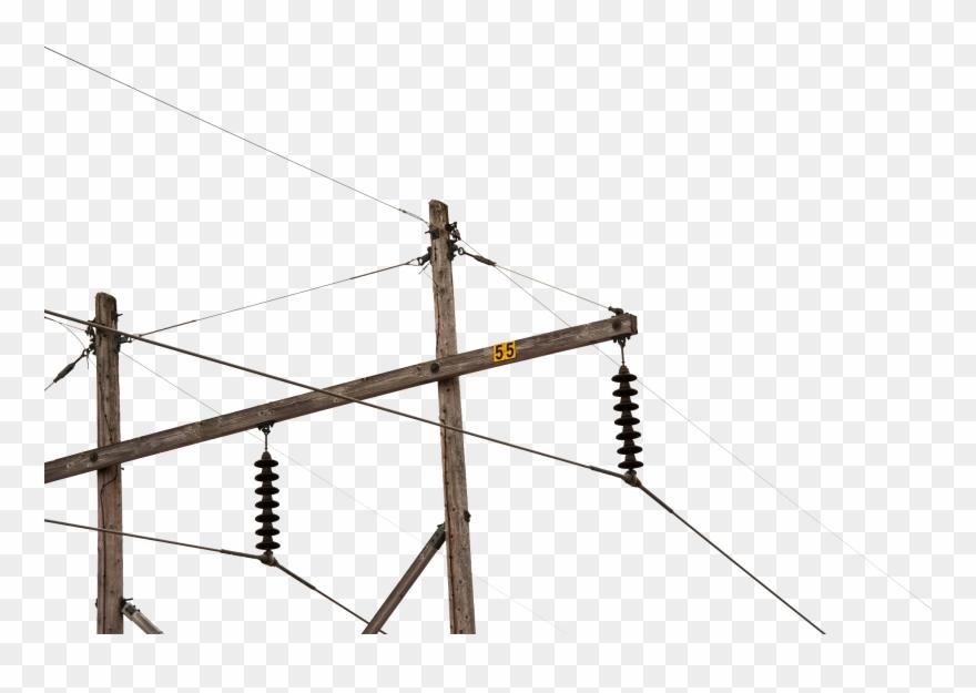 Powerline clipart graphic transparent download Powerlines - Overhead Power Line Clipart (#703790) - PinClipart graphic transparent download