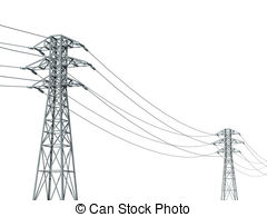 Powerline clipart picture free stock Power line Illustrations and Stock Art. 146,004 Power line ... picture free stock