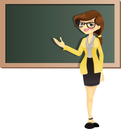 Powerpoint cliparts female teacher with glasses image royalty free Free Teacher Background Cliparts, Download Free Clip Art ... image royalty free