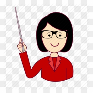 Powerpoint cliparts female teacher with glasses graphic freeuse download Download Free png Woman Teacher Clipart, Transparent PNG ... graphic freeuse download