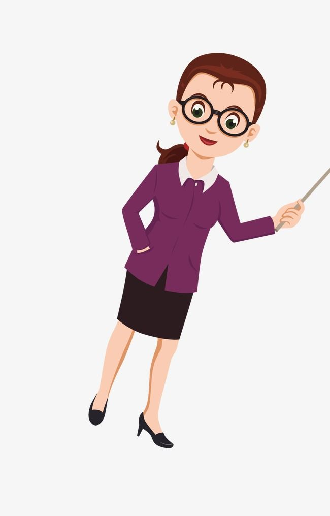 Powerpoint cliparts female teacher with glasses svg transparent download Cartoon Female Teacher, Teacher Clipart, Cartoon Clipart ... svg transparent download