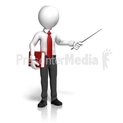 Powerpoint cliparts teacher vector free Man Teacher Book Point PowerPoint Clip Art | Stick Figures ... vector free