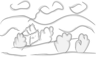 Pradera con rio clipart blanco y negro jpg royalty free Search photos montañas jpg royalty free