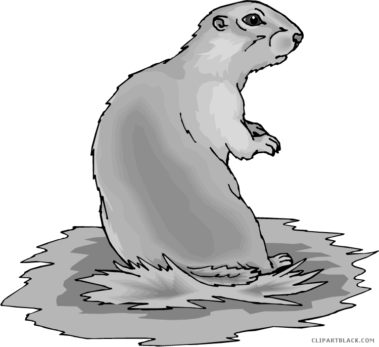 Prairie dog clipart clip art royalty free Prairie Dog Clipart - ClipartBlack.com clip art royalty free
