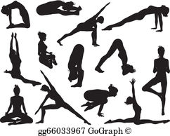 Pranayama clipart picture stock Pranayama Clip Art - Royalty Free - GoGraph picture stock