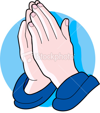 Prayer hand clipart svg black and white stock Free Clipart Praying Hands | Free download best Free Clipart ... svg black and white stock