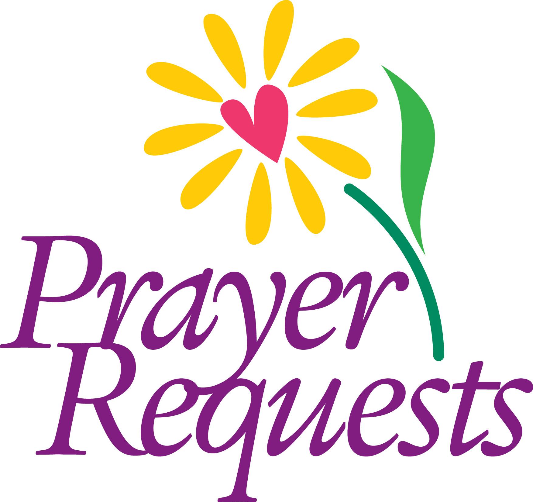 Prayer clipart free banner free library Prayer Request Clipart - Clip Art Library banner free library
