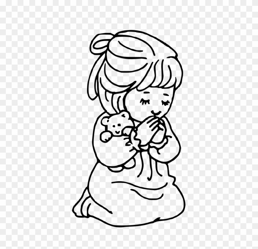 Praying clipart images