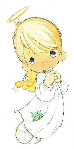 Precious moments angel clipart png library stock Precious moments angels clipart 1 » Clipart Station png library stock
