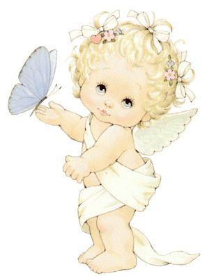 Precious moments angel clipart image black and white library Precious moment cliparts | book | Angel, Angel cartoon ... image black and white library