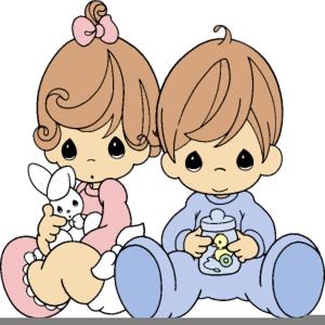 Precious moments baby clipart vector freeuse download Baby Boy Precious Moments Clipart | Free Images at Clker.com ... vector freeuse download