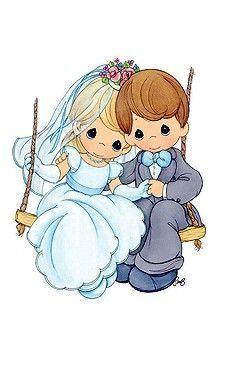 Precious moments wedding cliparts clip art royalty free stock precious moments | Novios | Precious moments, Precious ... clip art royalty free stock