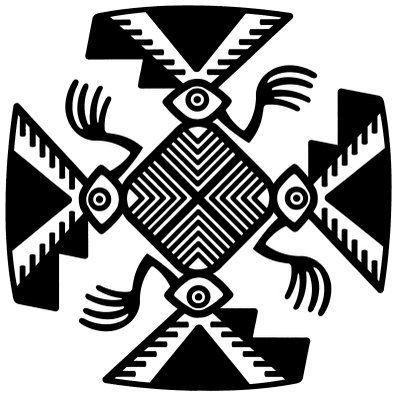 Precolombino clipart image royalty free download ser pura alma: diseños precolombinos   decoracion en 2019 ... image royalty free download