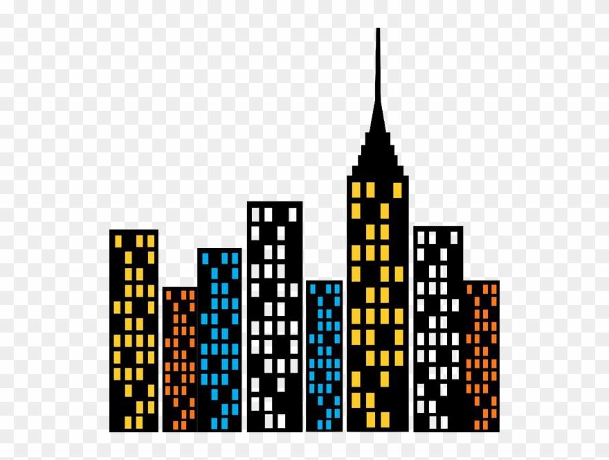 Predio clipart jpg stock Superhero Cityscape Png Graphic Free Download - Predio Do ... jpg stock