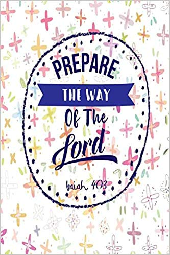 Prepare the way of the lord clipart svg download Prepare the Way of the Lord: Bible Verse Quote Cover ... svg download