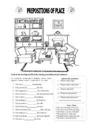 Prepositions of place clipart black and white vector english prepositions of place exercises pdf | ESL | English ... vector