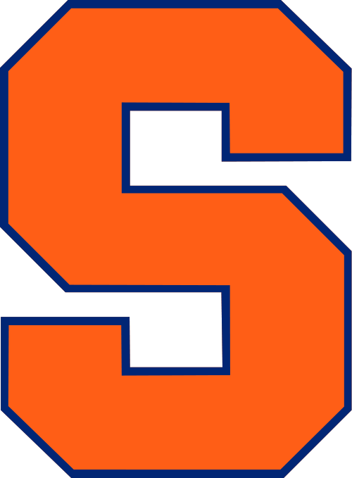 Preppy football helmet with banner clipart clip black and white download Syracuse Orange Football Team Logo | Syracuse University Orange ... clip black and white download