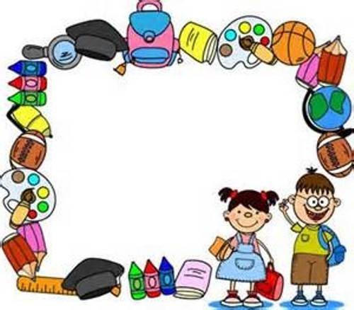 Preschool corner border clipart clip transparent download Free Preschool Border, Download Free Clip Art, Free Clip Art ... clip transparent download