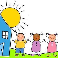 Preschool logo clipart svg freeuse 90 Best Clipart for Preschool images in 2018 | Clip art ... svg freeuse
