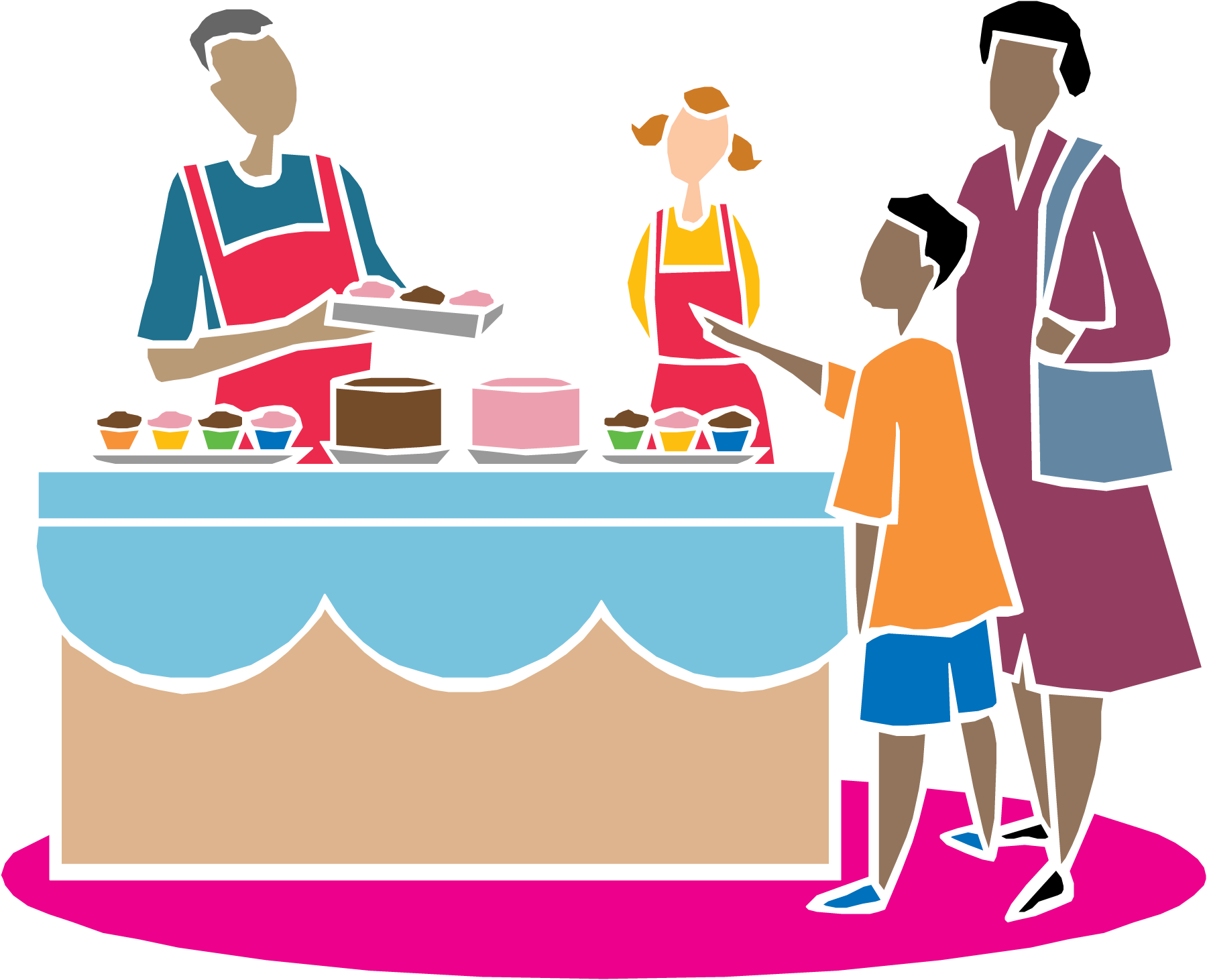 Preschool open house clipart banner library download Crockpot and Cakewalk Fundraiser this Friday! | Duvall Cooperative ... banner library download