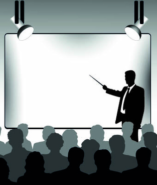 Presentation clipart free download png library stock Free Business Presentation Cliparts, Download Free Clip Art ... png library stock