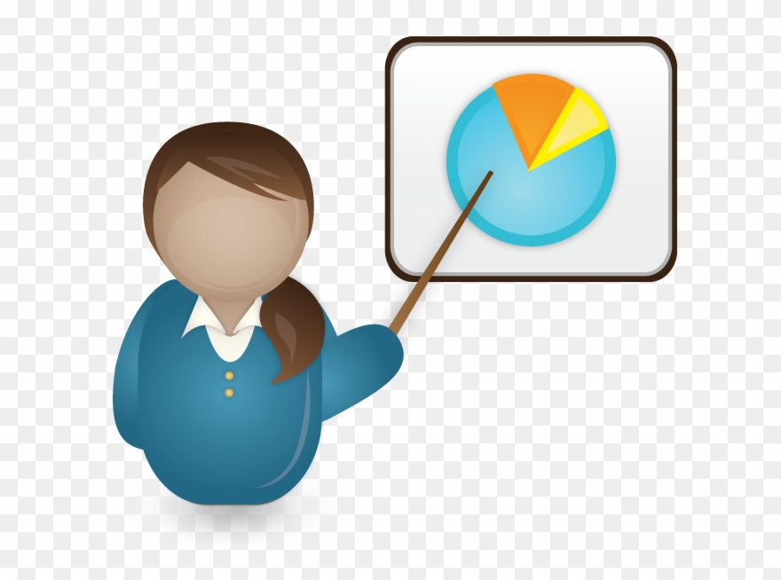 Presenter clipart graphic library stock Presenter Clipart (#2239941) - PinClipart graphic library stock