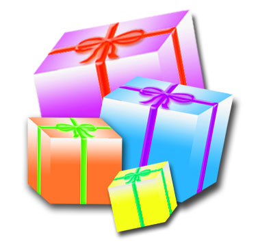 Presents clipart free