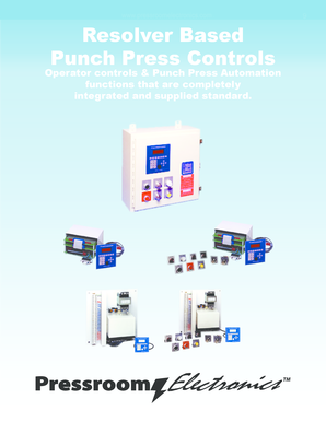 Pressroom electronics vector freeuse library Fillable Online Resolver Based Punch Press Controls - Pressroom ... vector freeuse library