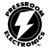 Pressroom electronics svg royalty free Pressroom Electronics Commander PLC Machine Control svg royalty free