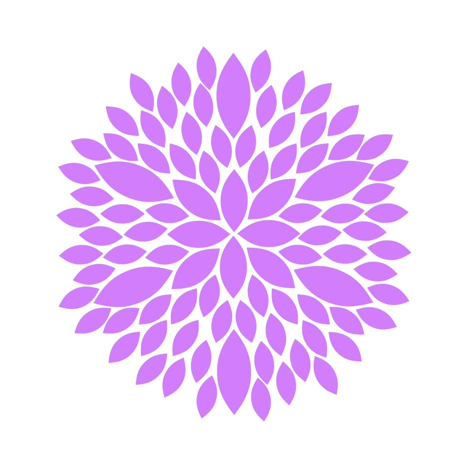 Pretty flower clipart banner transparent download Pretty Flower Clipart - Clipart Kid | crafts | Pinterest | Flower ... banner transparent download