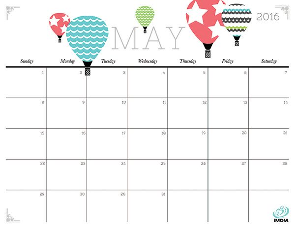 Pretty may 2016 calendar clipart png library Pretty may 2016 calendar clipart - ClipartFest png library