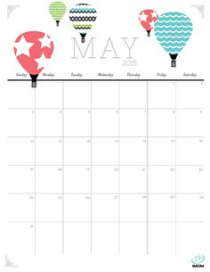 Pretty may 2016 calendar clipart clip art free Images of Cute May - Happy easter day clip art free