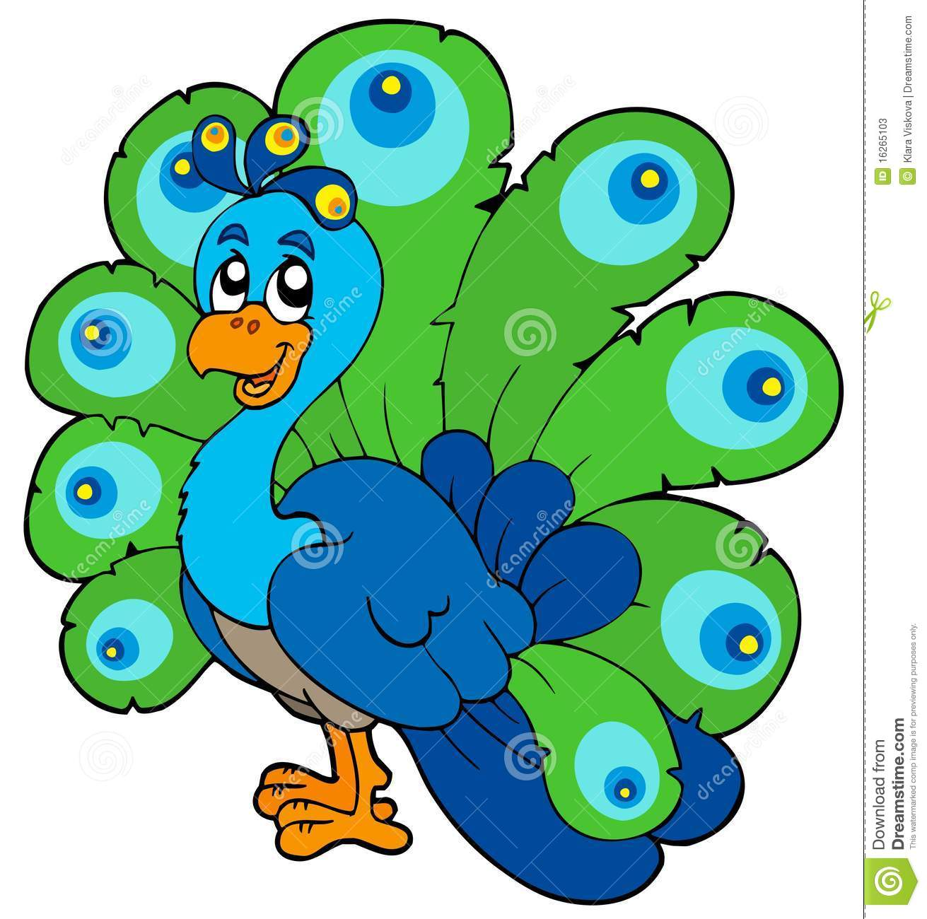 Pretty peacock clipart picture freeuse library Cute peacock clipart 8 » Clipart Station picture freeuse library