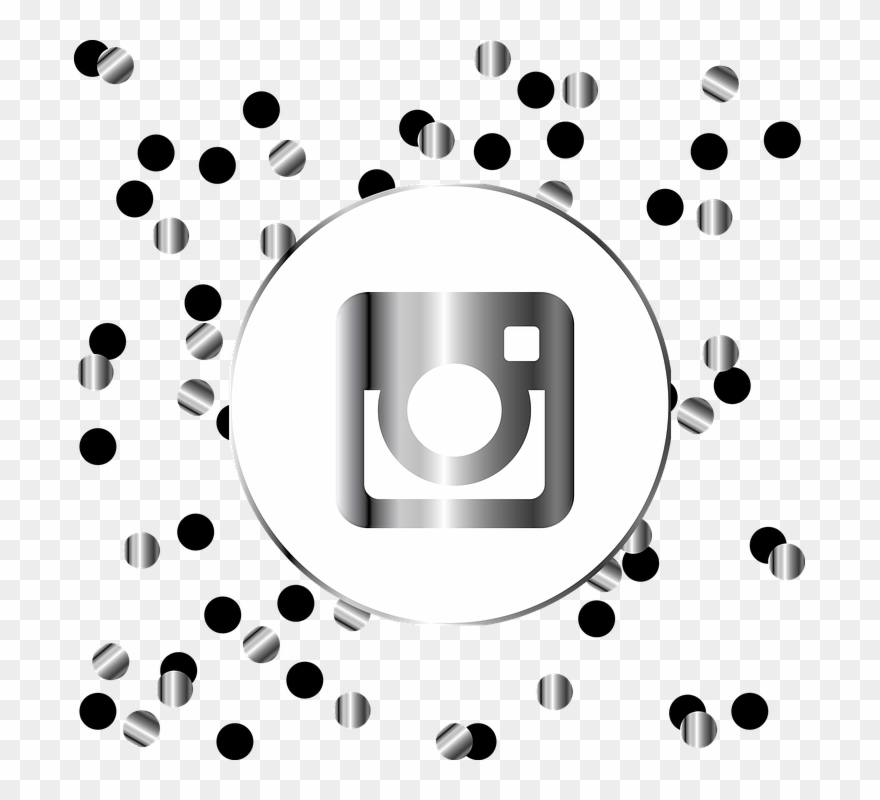 Prevalent clipart image black and white stock Finsta Accounts Becoming More Prevalent Clipart (#2286310 ... image black and white stock