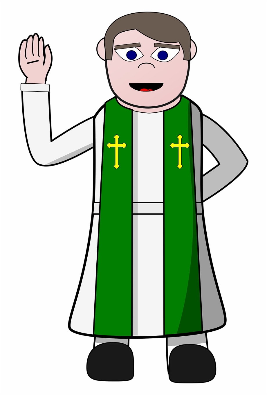 Priest clipart free clipart royalty free Priest Clipart Free PNG Images & Clipart Download #1344469 ... clipart royalty free
