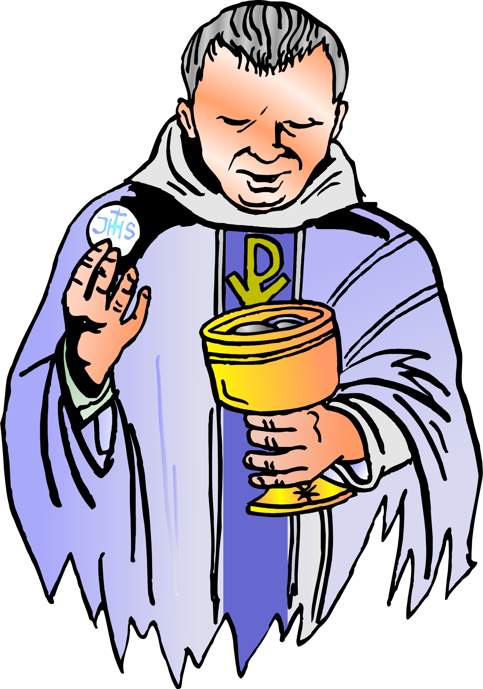 Priest clipart free clip art royalty free Priest Vector Clipart image - Free stock photo - Public ... clip art royalty free