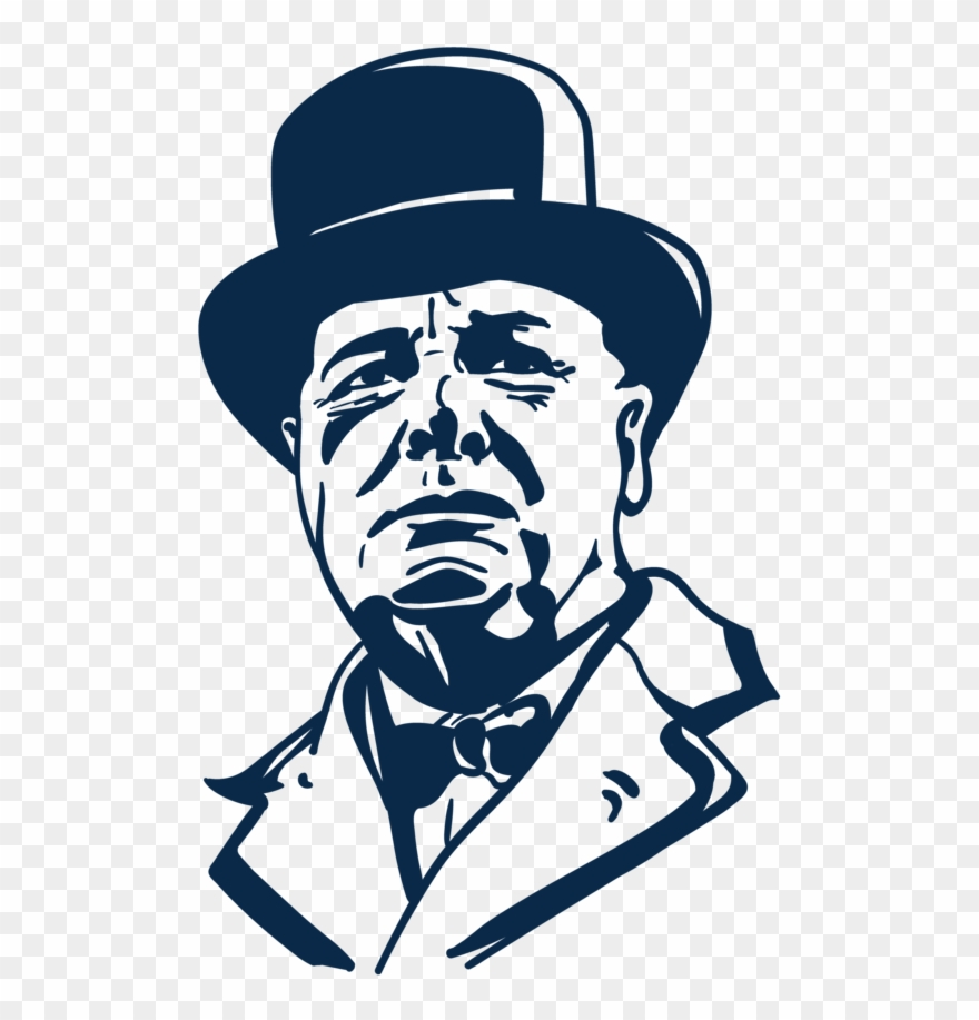 Prime minister clipart clipart library download Prime Minister Of The U - Winston Churchill Clipart ... clipart library download